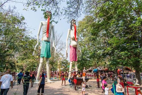 wat muang - ang thong - thailande 9