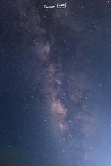 銀河 (x7788694) Tags: sky 星空 台東 相片框 夜景 安詳 戶外 天空 雲 galaxy sunset photography hualien taitung taiwan 台灣 銀河 canon 750d