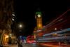 Big Ben Clock Tower and Red Buses (lisarr1337) Tags: london england unitedkingdom uk grosbritannien greatbritain longtimeexposure langzeitbelichtung nacht night nightshot city capital capitalcity europe nikon d5300 nikond5300 nikkor nikkor1024 bigben clocktower westminster palaceofwestminster redbus redbuses londonbus londonbuses