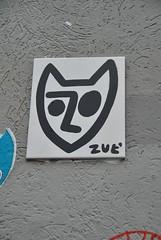 ZUT' (emilyD98) Tags: street art insolite paris rue mur wall collage mosaic mosaique carrelage urban exploration city ville installation