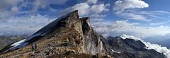 Morning's minions (Alpine Light & Structure) Tags: switzerland schweiz suisse alpen alps alpes üssersbarrhorn valais mountains glacier gletscher