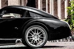 Phantom der Straße (Nihil Baxter007) Tags: phantom fantom strase street car auto fahrzeug black schwarz felgen wiesmann gt coupe worldcar mf