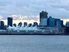 Vancouver BC (karma (Karen)) Tags: vancouver canada britishcolumbia canadaplace cityscape
