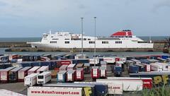 17 07 30 Stena Horizon Rosslare (2) (pghcork) Tags: stenaline stenaeurope stenahorizon rosslare wexford ireland ferry