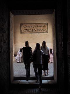 Morocco_madrasa_medersa_Youssef_Marrakech-11