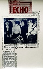 Echo-Dream Machine (Southern Rhapsody) Tags: dreammachine newspapercutting 1968 newspaper cutting