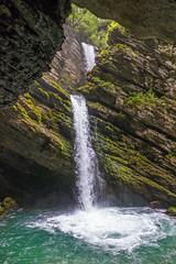 Thurwasserfall (oonaolivia) Tags: thurwasserfall unterwasser toggenburg schweiz switzerland wasserfall waterfall water walking wanderung hiking nature landscape landschaft