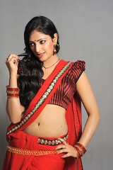 Indian Actress Haripriya Hot Sexy Images Set-2  (81)