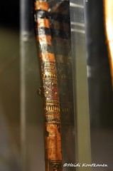 Egyptian Bow (konde) Tags: bow tutankhamun 18thdynasty newkingdom kv62 valleyofthekings luxormuseum wood ancientegypt