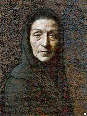 INSTITUTRIZ Mosaico (by zurera) Tags: digital hd art collage retratos portraid zurera people fotomontaje image autoretratos mosaic