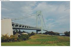 New York. Verrazano-Narrows (Mika Stetsovski) Tags: usa сша ньюйорк newyork nyc verrazanonarrows bridge