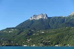 Dents de Lanfon @ Lac d'Annecy @ Voie Verte to Annecy (*_*) Tags: annecy france hautesavoie savoie 74 july summer 2017 sunny lakeannecy lacdannecy lake evening sunset bike bicycle velo path voie verte