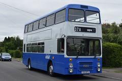 E153BTO 153 Derby City Transport Volvo (graham19492000) Tags: altonbusrally e153bto 153 derbycitytransport volvo