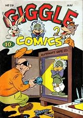 Giggle Comics 29 (Michael Vance1) Tags: art adventure artist anthology comics comicbooks cartoonist funnyanimals fantasy funny humor goldenage