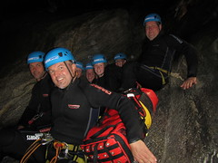 IMG_1871 (Mountain Sports Alpinschule) Tags: mountain sports zillertal canyoning blue lagoon