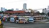 Jeepney Heaven - Manila (Philippines) (ID Hearn Mackinnon) Tags: jeepney philippines manila makati 2007 inner city cars trucks idhearnmackinnon australian photographer filipino filipina pinoy asia asian south east park parking lot heaven