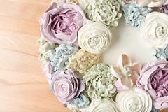 Flower Cake 3 (brian_barney9021) Tags: cake flowers wedding meringue bakery lacrosse wisconsin food dessert buttercream frosting