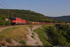 SZ 541.003 (Marco Stellini) Tags: sz 541 railways slovenian taurus siemens