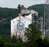 U.S. Steel, Clairton, Pa. (Dan_DC) Tags: pennsylvania usx uss ussteel clairton monongahelarivervalley pittsburgh amtrakcapitollimited manufacturing production mill co2 carbondioxide pollutant greenhousegases legacy heritage americanriver usrivers rivercitiesandtowns