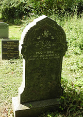 Monmouth Cemetery, Osbaston Road, Monmouth 12 July 2017 (Cold War Warrior) Tags: fjhayes taphology cemetery graveyard monmouth monmouthshire