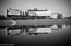 Forum (Theunis Viljoen LRPS) Tags: forumhotel krakow poland reflection vistulariver