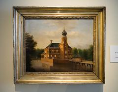 Ewsum bij Middelstum (Jeroen Hillenga) Tags: groningen schilderij museum tentoonstelling expositie borg kunst art painting history geschiedenis netherlands nederland
