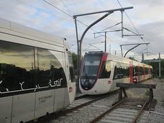 Paris (T11) (Jean (tarkastad)) Tags: tarkastad tram streetcar tramway alstom france stadtbahn lightrail lrt paris train tåg railway sncf tramtrain strasenbahn