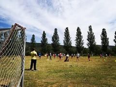 Día 3 . Futbolín humano