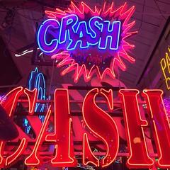 God's Own Junkyard (jericl cat) Tags: walthamstow london gods own junkyard neon sign art collection heaven crash cash