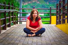 Sentada (Juan Alfredo Asencio) Tags: puerto lópez malecón adoquines sentada manabí ecuador