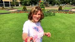 ► Video - Queens Gardens, Hull. (GemmaSmith_TVUK) Tags: 2017 tgirl tgirls transvestite tv cd convincing crossdresser trans transgender feminine girly cute pretty mtf gurl sexy happy tvchix fun hot pose legs boytogirl video hull pride