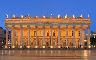 Opéra national, Grand Théatre - Bordeaux