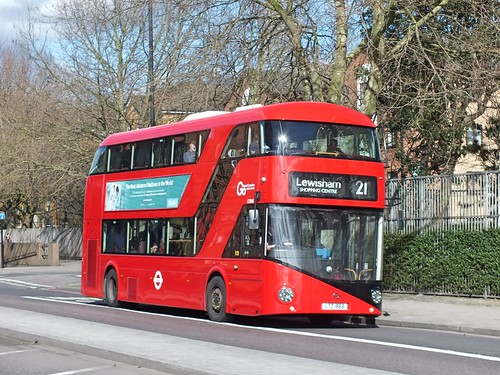 Go Ahead London Central - LT868 - LTZ1868