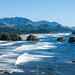 Beautiful views from Ecola State Park Oregon