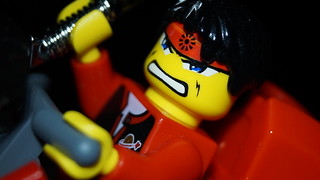 Lego: Neo-Tokyo Street Punk