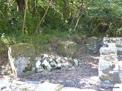0014 Eastern Wall,  Gate, Butrint (5) (tobeytravels) Tags: albania butrint buthrotum illyrian easternwall