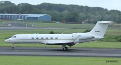 99-0402 USAF Gulfstream C-37A,Glasgow Prestwick 24/6/17 (BS Images.) Tags: airport aircraft aviation ayrshire egpk glasgowprestwick gpa prestwick prestwickairport pik southayrshire bizjet military us 990402 usaf