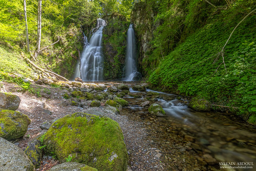 Cascade de Heidenbad
