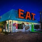 Eat at Halloran Springs. 2017 thumbnail