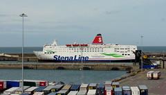 17 07 30 Stena Europe Rosslare (20) (pghcork) Tags: stenaline stenaeurope stenahorizon rosslare wexford ireland ferry
