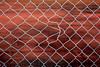Distortion (XoMEoX) Tags: verformt verformung distortion verzerrung verbogen d5200 nikon detail fence zaun maschen maschendrahtzaun deformation deformed abstract abstrakt matrix störung verzerrt distorted verzogen graphical grafisch