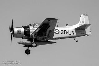 Private Douglas AD-4N Skyraider