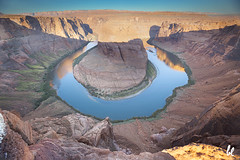 sun  rise (silent witnesses) Tags: sunriseearlymorninglighthorseshoebendusaberrieleijtensilentwitnesses sun rise morning light horse shoe bend usa travelmoments berrieleijten silentwitnesses