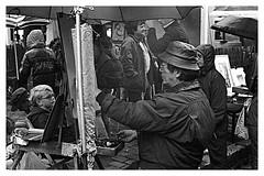 Paris - avril 2008 (JJ_REY) Tags: paris montmartre peintre painter leica m3 summicron 50mm kodak 400tx