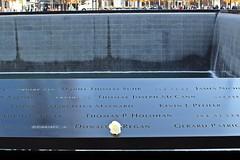 New York 2016 - Ground Zero (Dis da fi we (was Hickatee)) Tags: new york ground zero