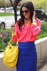 تشكيلات هائلة من الملابس بألوان النيون تعرض لموسم ربيع 2017 (Arab.Lady) Tags: تشكيلات هائلة من الملابس بألوان النيون تعرض لموسم ربيع 2017