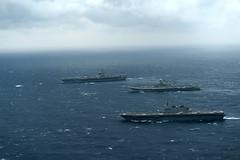 170717-N-XL056-0164 (U.S. Pacific Fleet) Tags: ussnimitz cvn68 aircraftcarrier usnavy deployment bayofbengal
