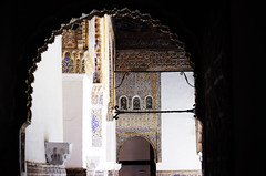 Real Alcazar de Sevilla (Mark Wordy) Tags: seville sevilla spain arches moorish realalcazardesevilla alcazarofseville tiles