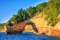 Pictured Rocks National Lakeshore, Michigan #picturedrocks #landscapephotography #landscape #lakesuperior #nps #nationallakeshore #nationalparkservice (MontanaImages) Tags: scenic michigan lakesuperior unitedstatesofamerica allrightsreserved landscape picturedrocks ©jeffalbrechtphotography