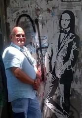 mit Mona (hussi48) Tags: 7dwf selfietime rom grafitti